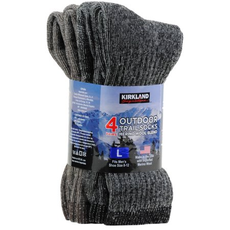 Kirkland Signature Merino Wool Socks